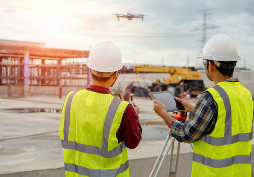 Putting Unmanned Systems to Work on the Jobsite