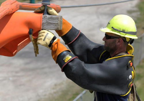 The Best Electrical Lineman Work Gloves